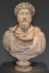 Roman Emperor Marcus Aurelius (r. 161-180)