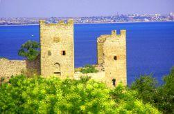 Port of Kaffa today