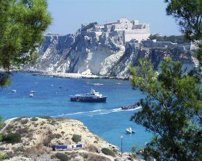 Island of Tremirius (Tremiti), Adriatic Italy