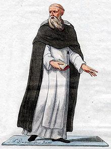 Byzantine monk