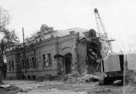 Ipatiev House demolished