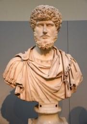 Lucius Verus (r. 161-169), co-emperor of Marcus Aurelius