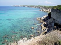 Cliffs of Pianosa