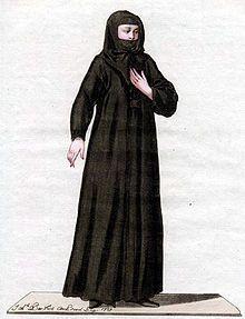 Byzantine nun