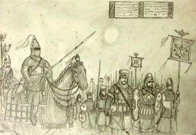 Sassanid Persian army