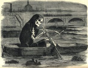 The plague as death