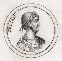 Emperor Julian the Apostate (r. 361-363)