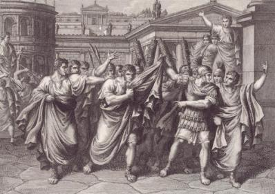 Execution of Sejanus