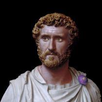 Emperor Antoninus Pius (r. 138-161)
