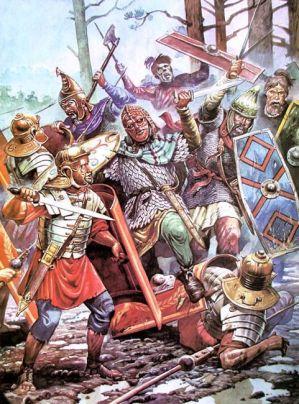 Romans against Macromanni, Marcus Aurelius' Macromannic Wars