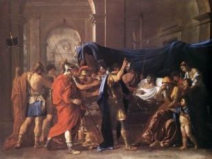 Death of Germanicus in Antioch, 19AD