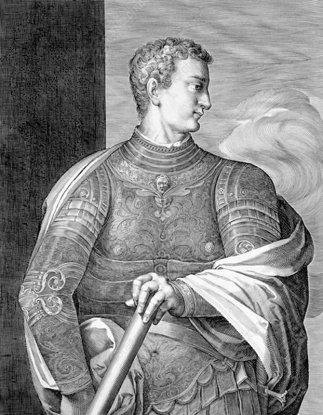 Emperor Caligula (r. 37-41AD)