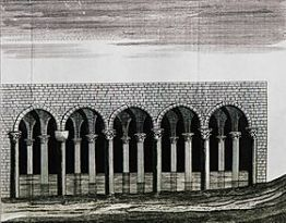 Byzantine underground cistern