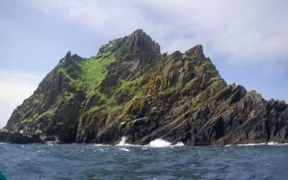 Ahch-To Jedi Temple Island