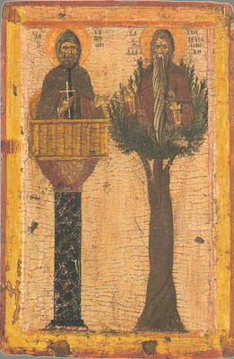 Stylite and Dendrite saints