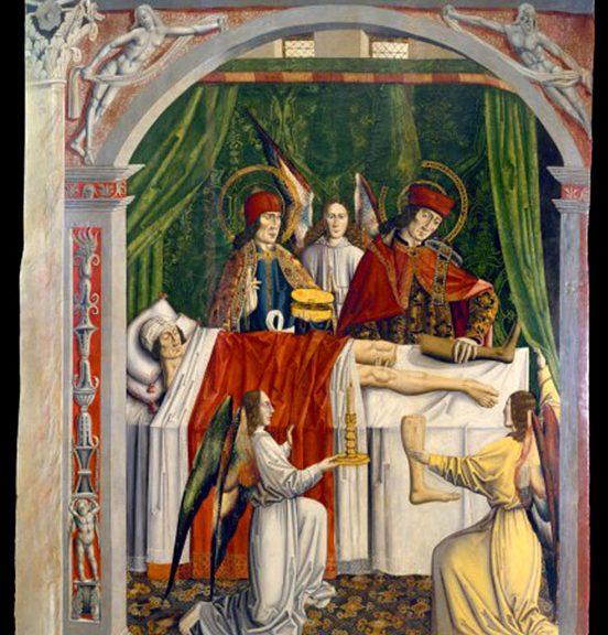 Byzantine surgical practice