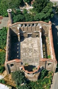 Remains of Stoudion Monastery, Constantinople