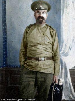Yakov Yurovsky, executioner of the Romanovs