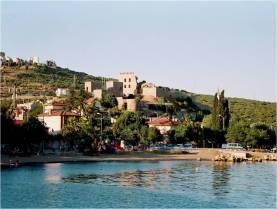 Fortress of John Laskaris' imprisonment in Gebze, Turkey