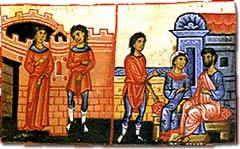 Medical practice in Byzantium including female doctors
