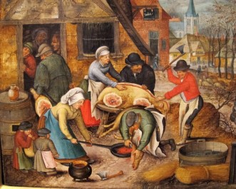 unhygienic medieval practices