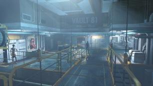 Vault 81, Fallout 4