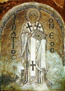 Patriarch Ignatios of Constantinople, son of Michael I