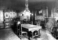 Ipatiev House dining room