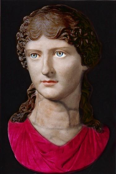 Agrippina the Elder, wife of Germancius, daughter of Marcus Agrippa and Julia the Elder