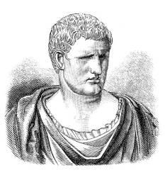 Marcus Vipsanius Agrippa (62-12BC), Roman architect