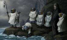 Luke and the Lanai caretakers