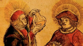 Medieval plague cure: drinking 10-year-old treacle