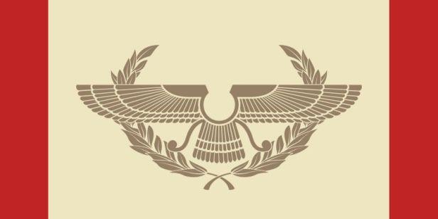 Parthian Empire flag