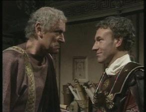 Tiberius and Sejanus from I, Claudius