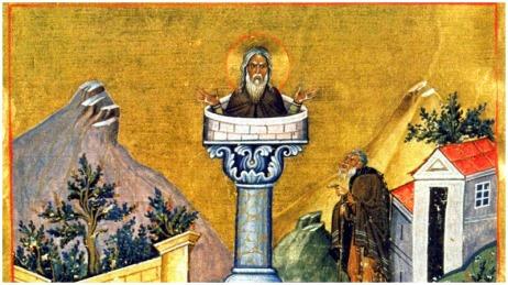 St. Daniel the Stylite