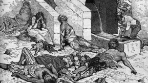 Deaths in the Plague of Cyprian