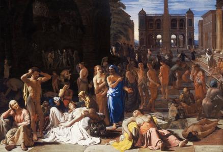 Plague of Athens, 430BC