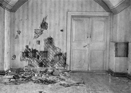 Basement of the Romanov execution