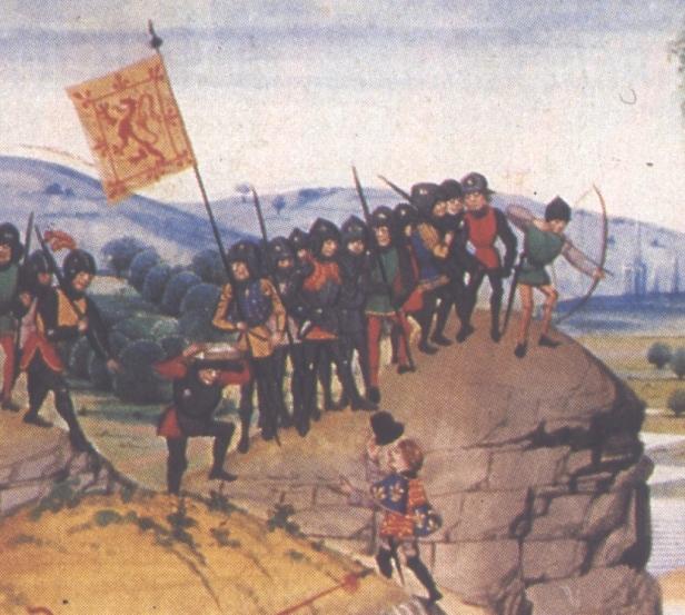 Scottish army 14th century