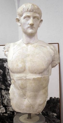 Drusus Caesar, son of Germanicus