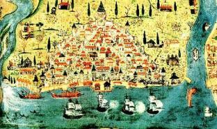Pera district, Constantinople