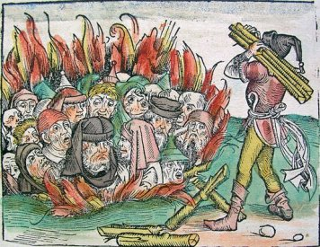 Persecution of Jews during Black Death
