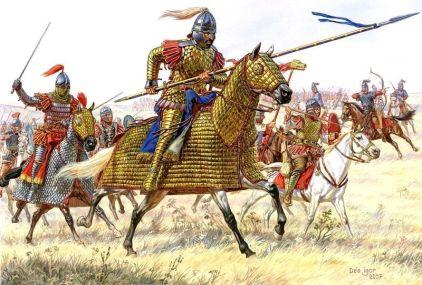 Palatini cavalry