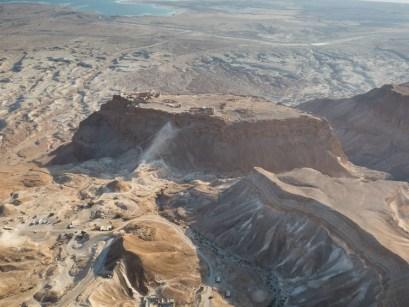 Masada Fortress, Israel