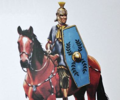 Imperial Praetorian cavalry