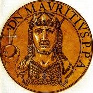 Emperor Maurice (r. 582-602)