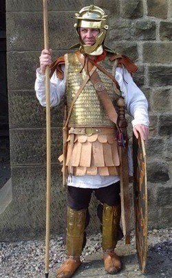 3rd century Praetorian Guardsman