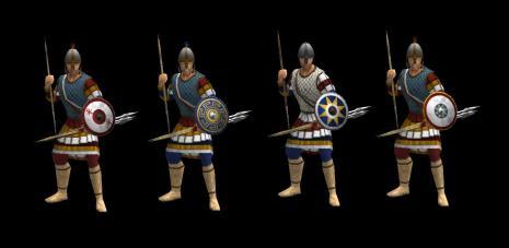 Byzantine skirmishers (Psiloi)