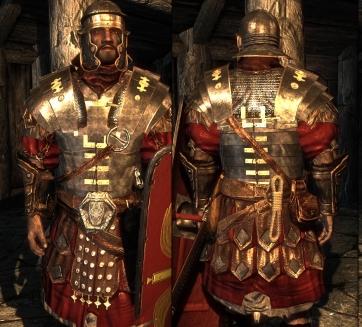 Roman Legionnaire (Skyrim mod)