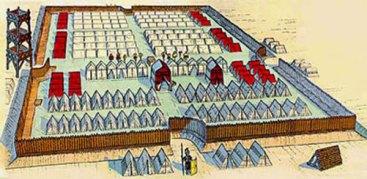 Roman Castra (wooden camp)
